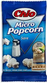 Popcorn cu cascaval calorii