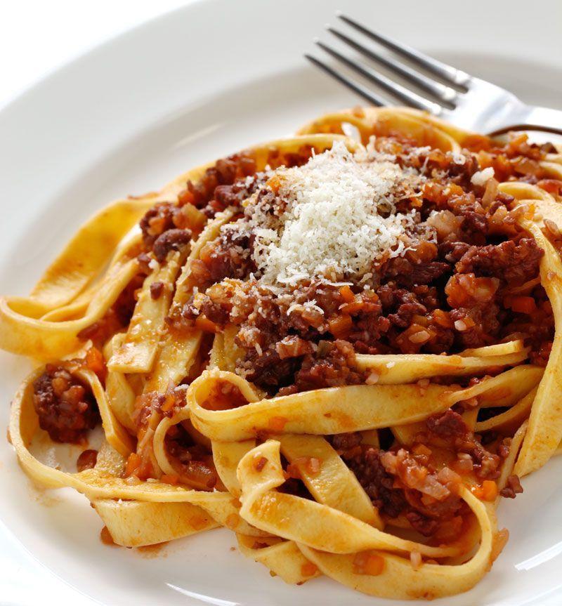 este spaghete bolognese bun pentru pierderea în greutate)